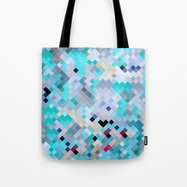 Air spray Silence Tote Bag