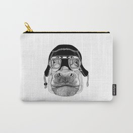 Hippo Helmet Carry-All Pouch