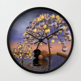 in another world -14- Wall Clock