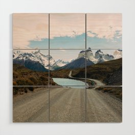 Torres del Paine Wood Wall Art