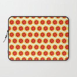 Bright Spring Floral Laptop Sleeve