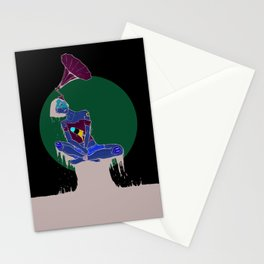 Tuned In Stationery Cards