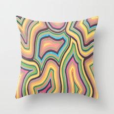 Pure Energy Throw Pillow