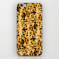 Panthers. iPhone & iPod Skin