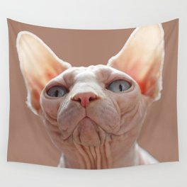 Sphinx Cat Wall Tapestry