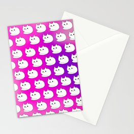 cats 104 Stationery Cards