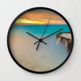 Kangaroo Island Wall Clock