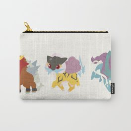 Johto Dogs Carry-All Pouch