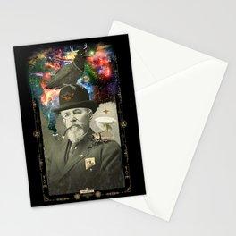 Odd Scientist Stationery Cards