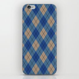 Christmas Sweater Winter Colors iPhone Skin