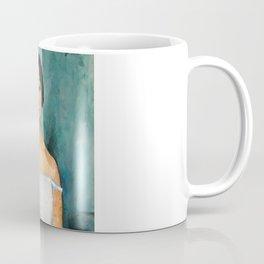 """Amedeo Modigliani """"Christina"""" Coffee Mug"""
