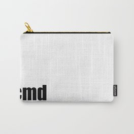 Cmd Carry-All Pouch