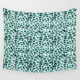 Slight Connections Pattern Wall Tapestry