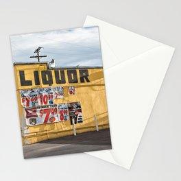 Liquor Store Culver City Stationery Cards