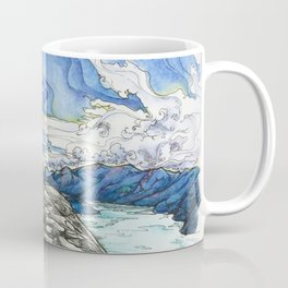 Beyond the Edge Coffee Mug