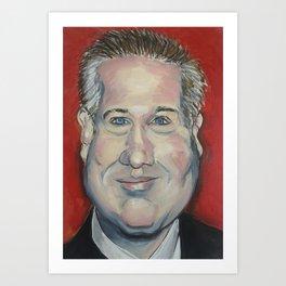 Taliban Republican: Glenn Beck Art Print