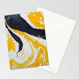 Suminagashi 1 Stationery Cards