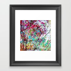 Autumn 8 Framed Art Print