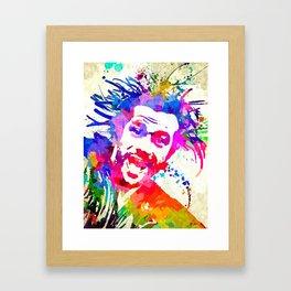 Jamiroquai Framed Art Print