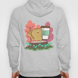 The Quest For A Perfect Cup Of Coffee Hoody