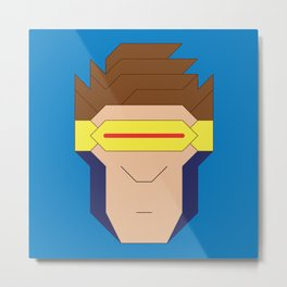 Cyclops Metal Print