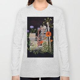 abandoned industry Long Sleeve T-shirt