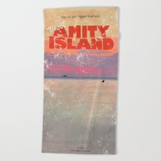 Amity Island Tourism board Beach Towel