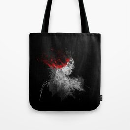 Exit Stage Left Tote Bag