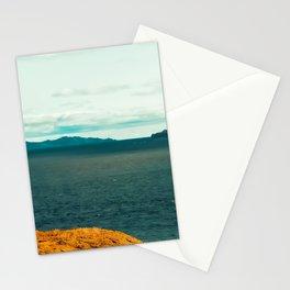 ocean scenic at Rancho Palos Verdes, California, USA Stationery Cards