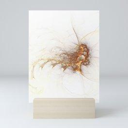 Fractal Kraken Mini Art Print