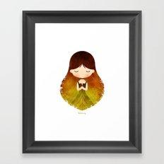 Lost Cause Framed Art Print