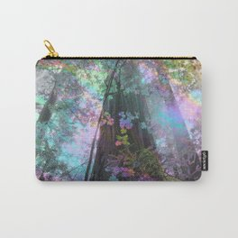 Shimmering Giants Carry-All Pouch