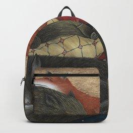 The Mitten - Sleeping Animals Backpack