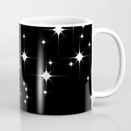 Mid Century Starry Night 2 Coffee Mug