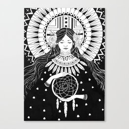 Dream Giver Canvas Print