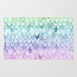 RAINBOW MERMAIDSCALES - MAGIC MERMAID Rug