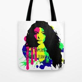 Lorde's Team Tote Bag