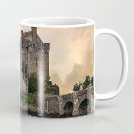 Eilean Donan Castle at sunrise Coffee Mug