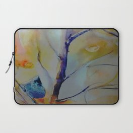 Unique Perspective Birdlife watercolor by CheyAnne Sexton Laptop Sleeve