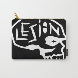 Lesion Skull Carry-All Pouch