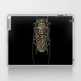 Insecte long avec antennes colors fashion Jacob's Paris Laptop & iPad Skin