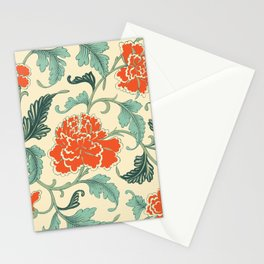 Chinese peony Stationery Cards