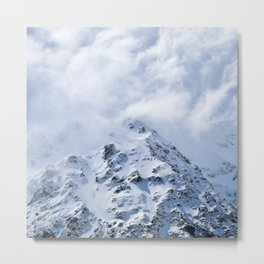 Rock Meets Air Metal Print