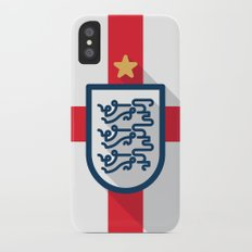 England Minimal iPhone X Slim Case