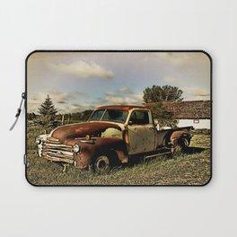 Rusty '51 Chevy Pickup Laptop Sleeve