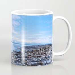 On a Clear Day, You Can See Forever Coffee Mug