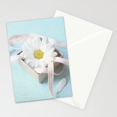 Daisy in a Box Stationery Cards
