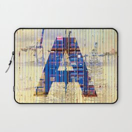 'A' Shed Laptop Sleeve