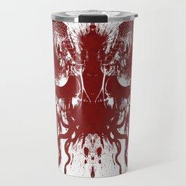 Blood Snake - without logo Travel Mug