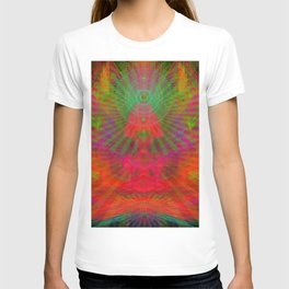 Love Radiation Meditation T-shirt